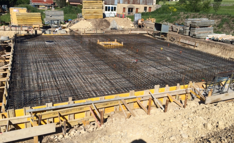 Construction de 3 immeubles en PPE Vallorbe
